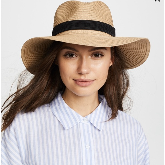 a69edcbfc NEW Madewell Mesa Packable Straw Hat 👒 NWT